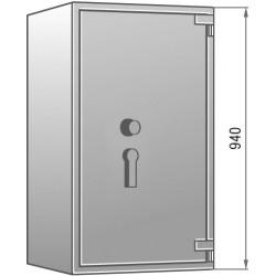 Coffre-fort VdS 1 - PRIM 1120