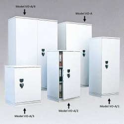 Armoire ignifuge VO-A/2, 208 litres