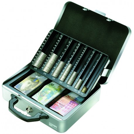 Acheter Cassette d'argent Moneta DeLuxe