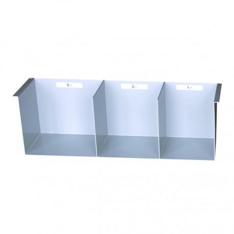 Acheter Boîte métallique de rangements pour rouleau des coffres-forts PRIM
