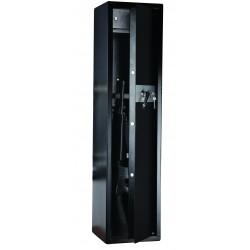 Râtelier d'armes G1450-K5 pour 5 armes d'épaule