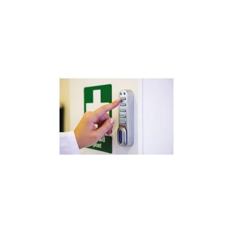 Serrure électronique pour casiers