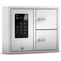 KeyBox System mit 2 Fächern