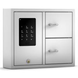 KeyBox Basic mit 2 Fächern