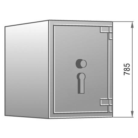 Acheter Coffre-fort VdS 3 - PRIM 3095