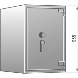 Coffre-fort VdS 3 - PRIM 3175