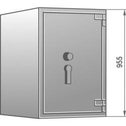 Tresor Klasse 3 - PRIM 3175